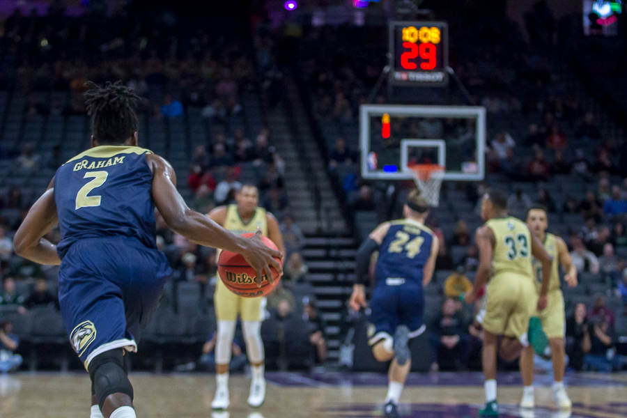 UC Davis men's basketball looks to break apart from the pack