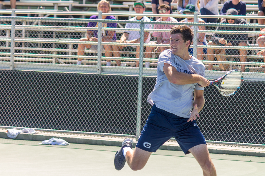 UC Davis can't close in singles against Pacific
