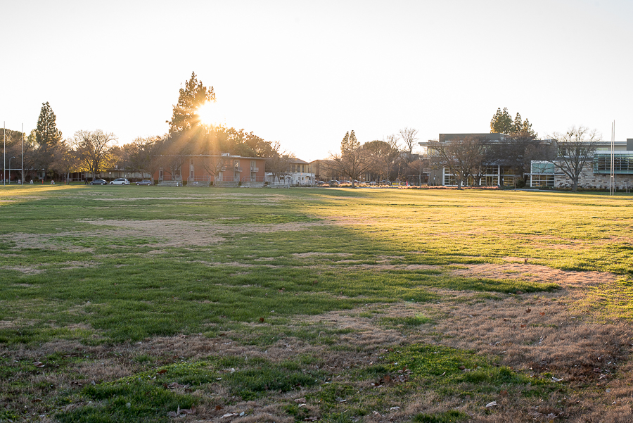 Russell Boulevard intramural fields withdrawn from 2017-2027 Long Range Development Plan