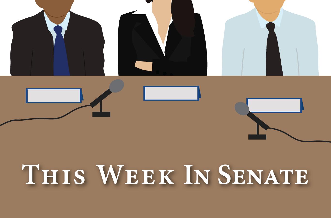 Last week in Senate