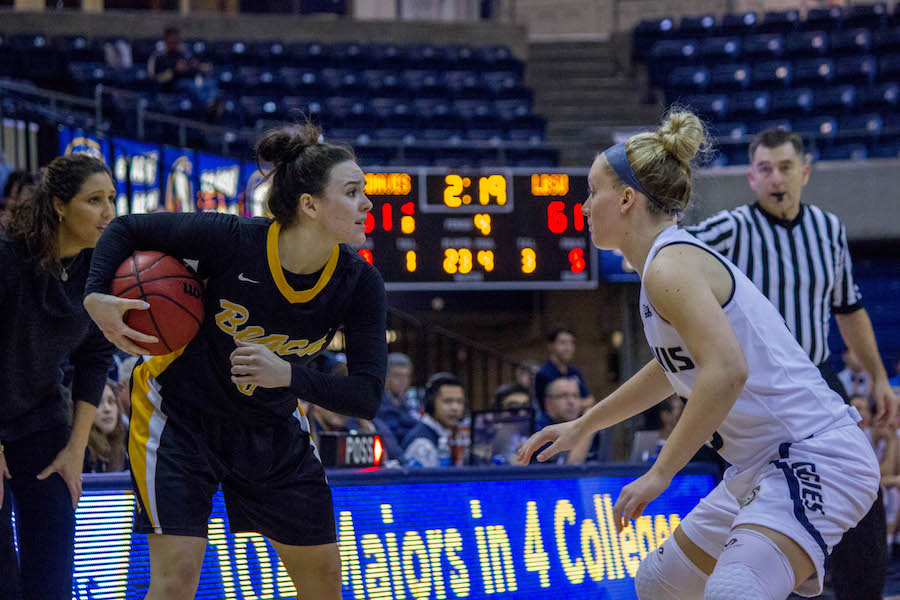 Women's basketball fails to find shot, falls to Long Beach State