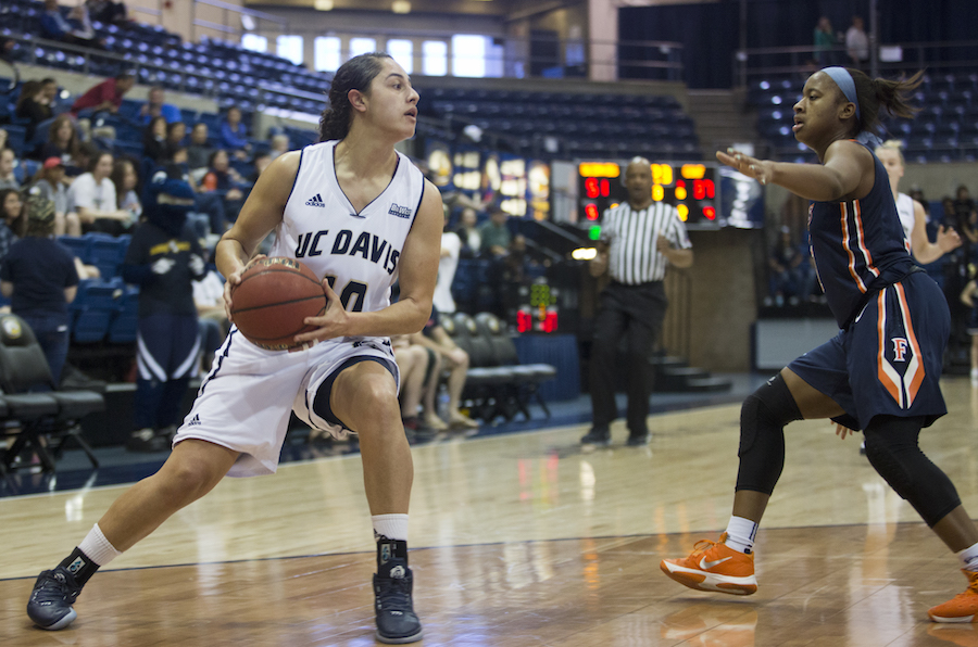 Women's basketball prepares to take on UC Riverside