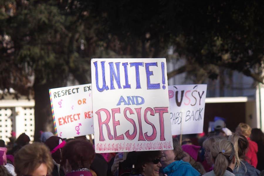 In Photos: Women's march on Sacramento, San Francisco