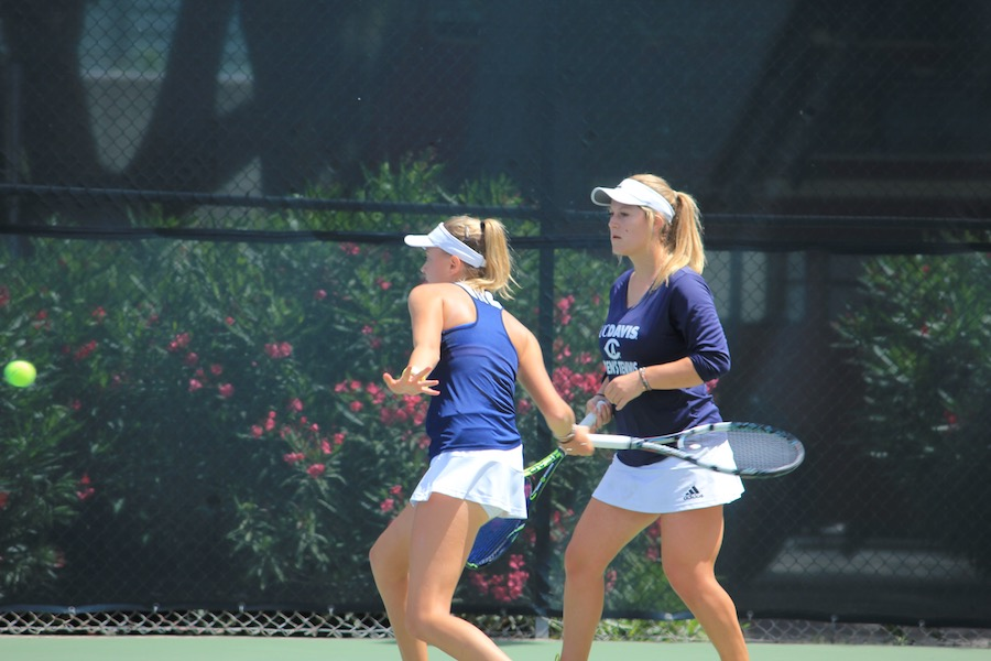 Women's tennis is a doubles force to be reckoned with this season