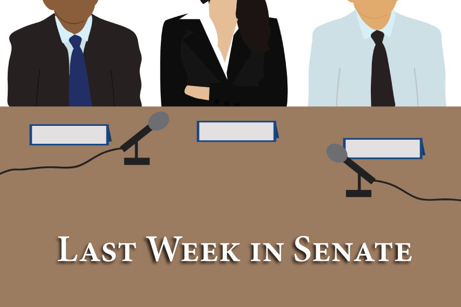 Last Week In Senate