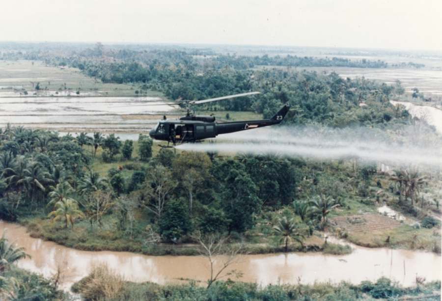 Serious health effects linked to Agent Orange exposure