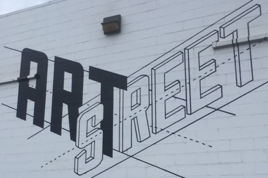 "Sacramento's  ""ArtStreet"" exhibit showcases diverse artwork"