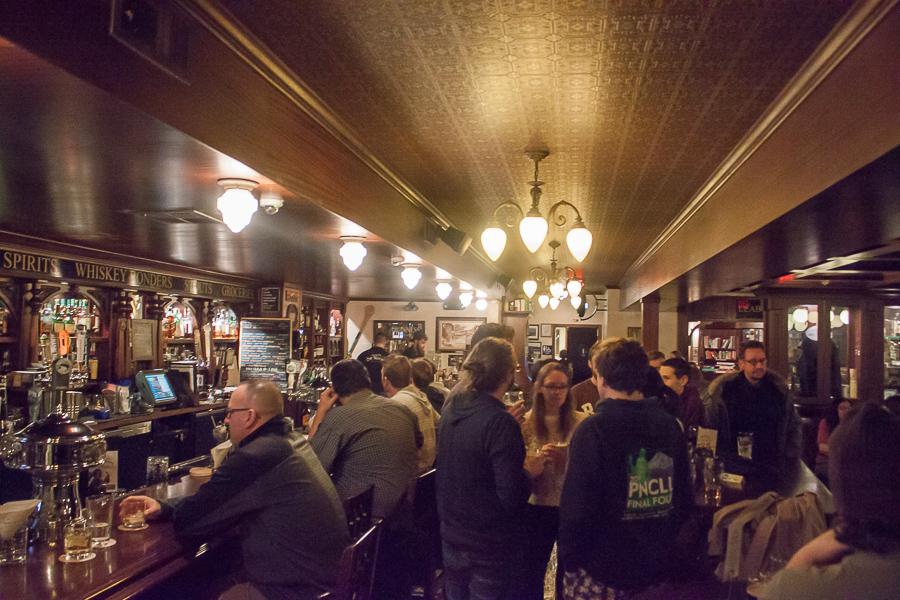 De Vere's Irish Pub to host annual St. Baldrick's event