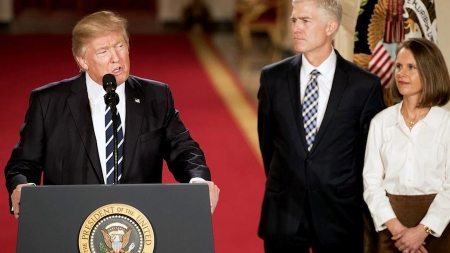 How the Constitution can check Trump