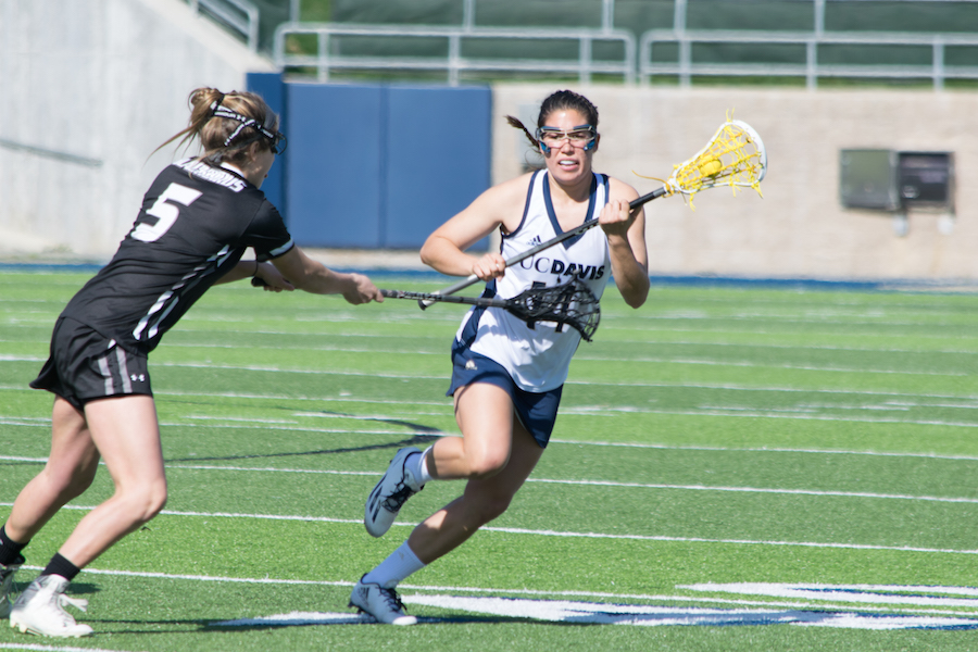Women's lacrosse soars over the Blackbirds