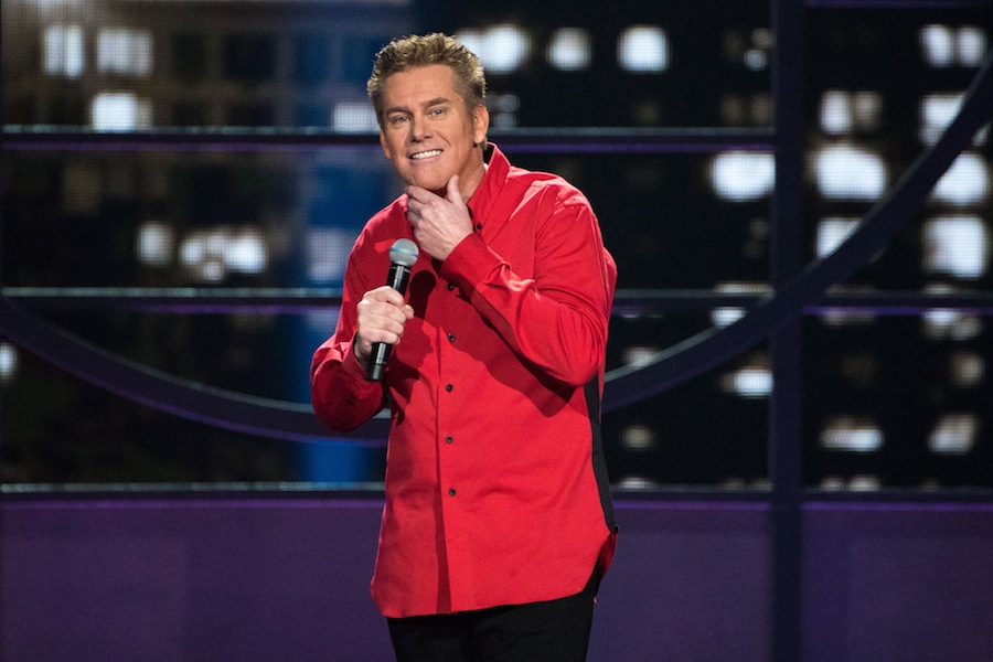 Critically acclaimed stand-up comic Brian Regan to perform at Mondavi Center