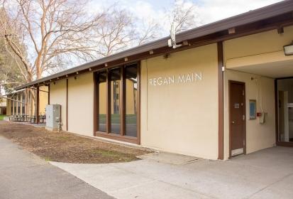 Bigger isn't always better: Regan Hall's tight-knit community