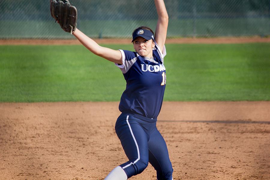 UC Davis softball falls in home opener