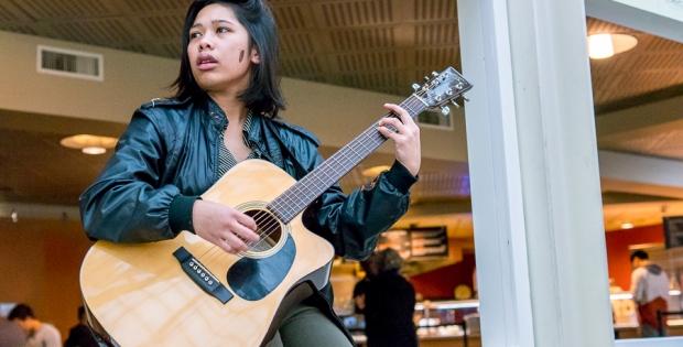 Student Sounds: Samantha Sipin