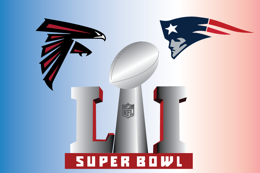 The Patriots are going to win Super Bowl LI