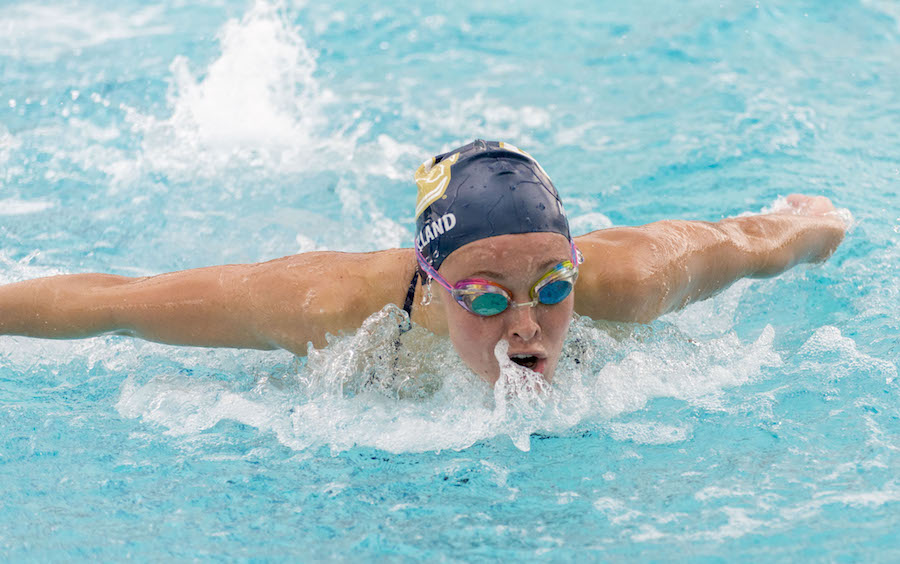 Aggies make splash at MPSF Championships