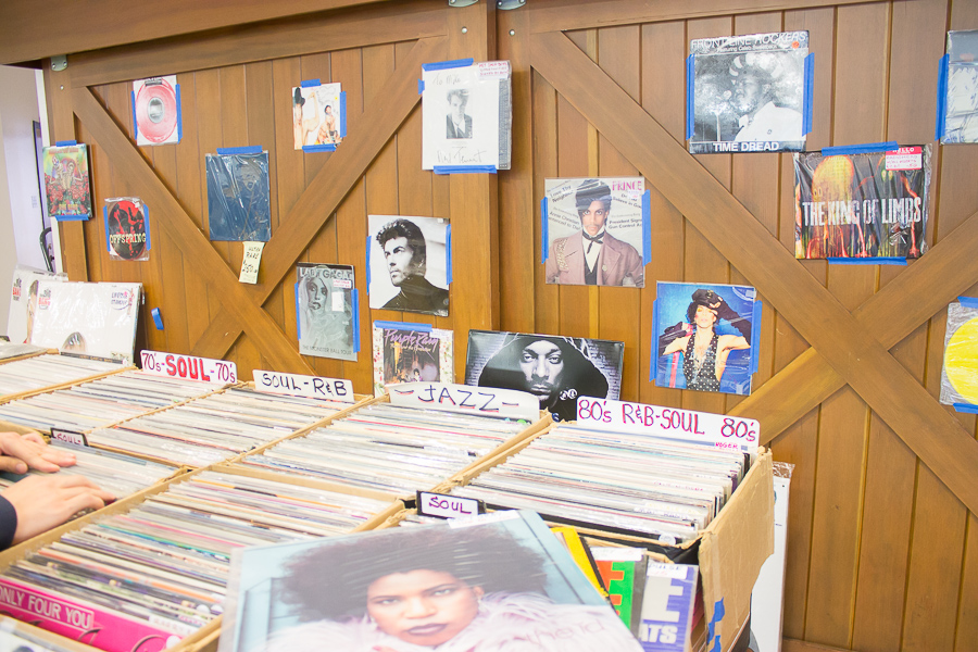 Vinyl and Music Fair