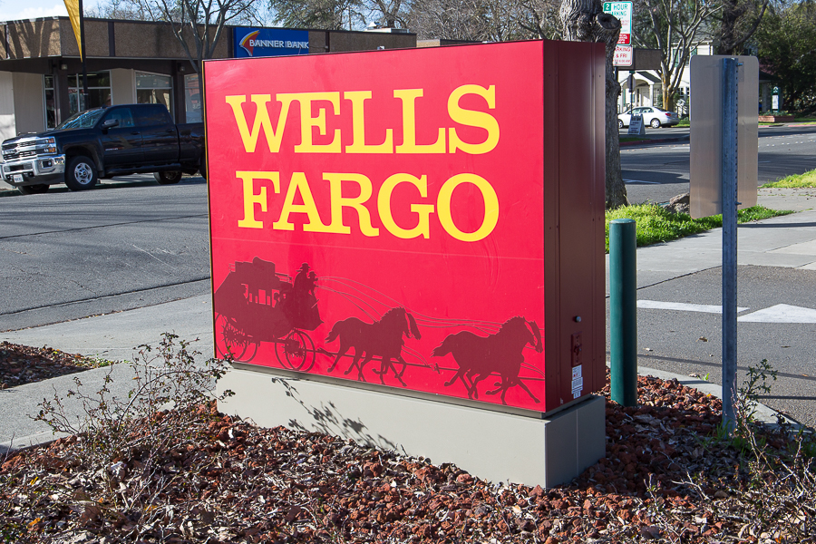University of California, Davis City Council sever Wells Fargo contracts