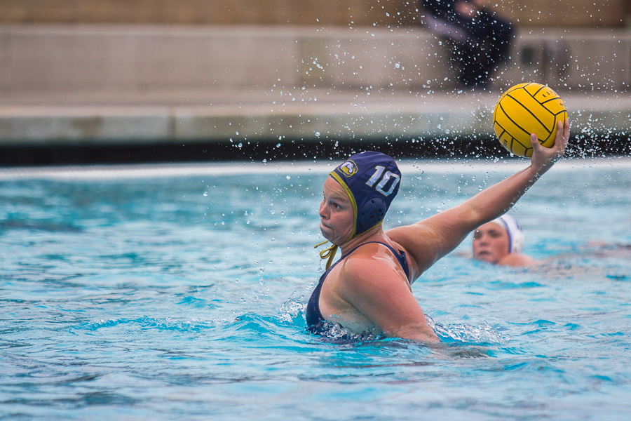 UC Davis women's water polo dominates Aggie Shootout