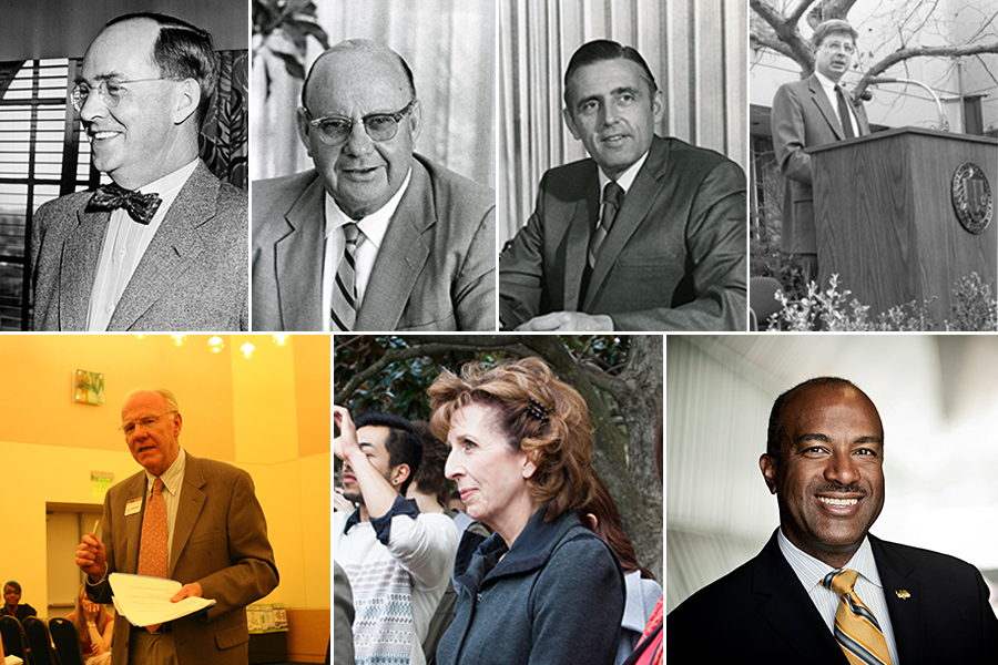The History of UC Davis Chancellors