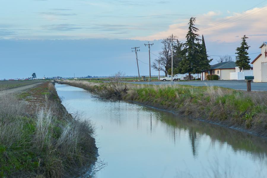 California drought conditions improve