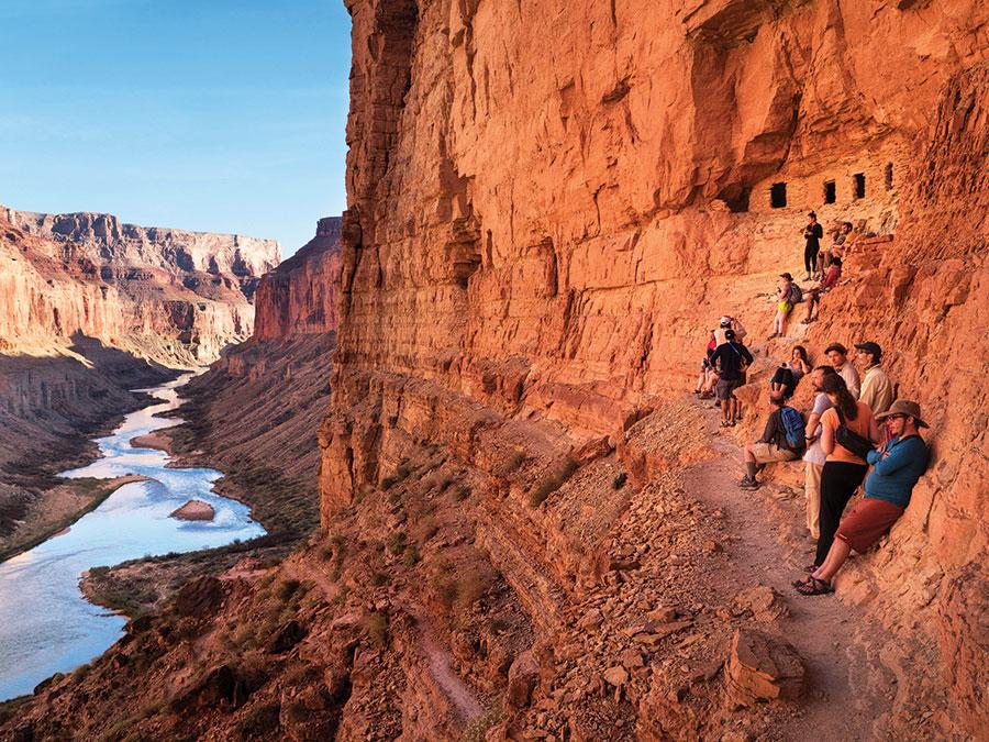UC Davis takes on the Grand Canyon