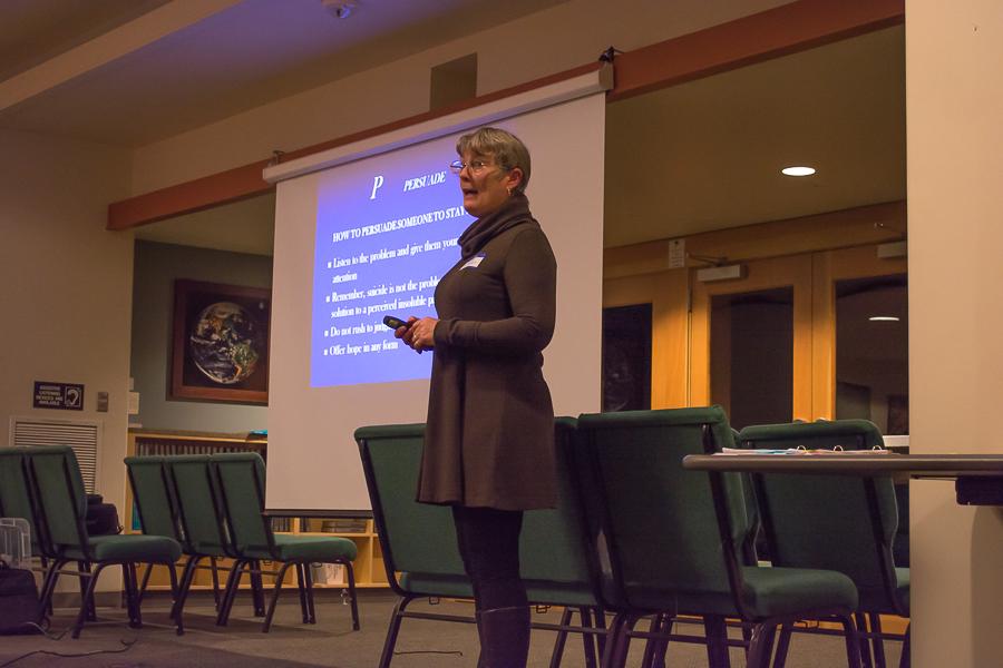 NAMI-Yolo hosts suicide prevention program in Davis