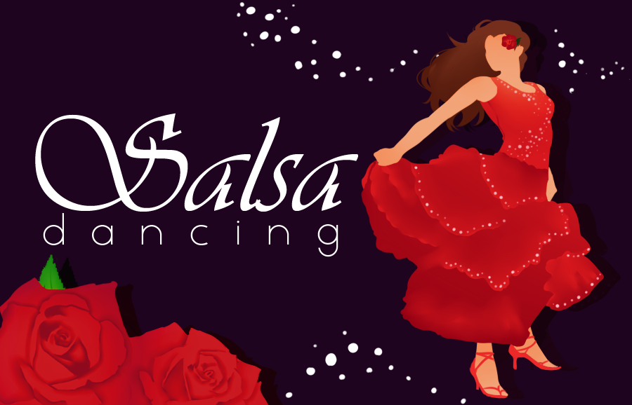 Salsa dancing classes offered in Davis