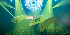 "Dada Life transforms Bill Graham auditorium into ""Dada Land"""
