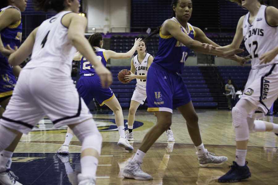 UC Davis women's basketball team falls short in Big West Conference tournament