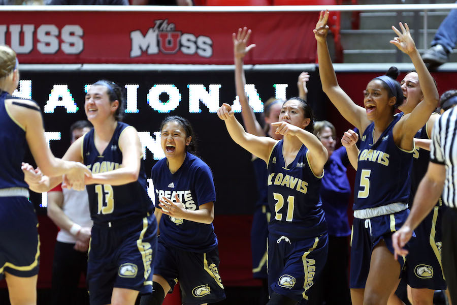 Women's basketball team makes program history at WNIT