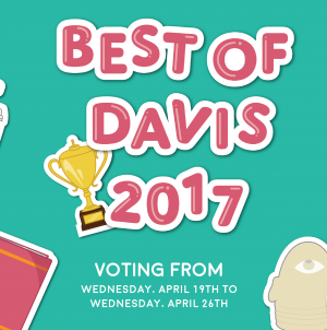 Vote: Best of Davis 2017
