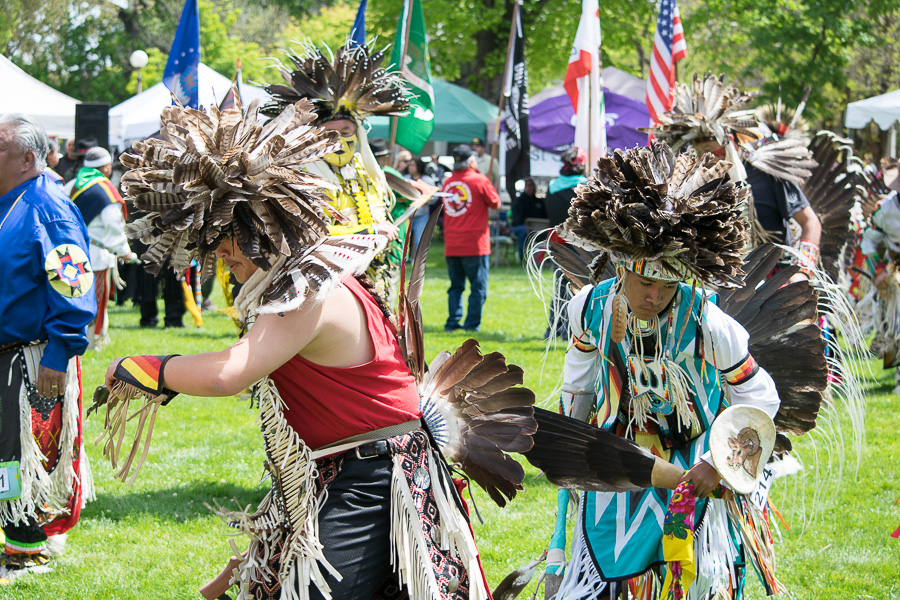 48th Annual Native American Culture Days held from April 10 to 15