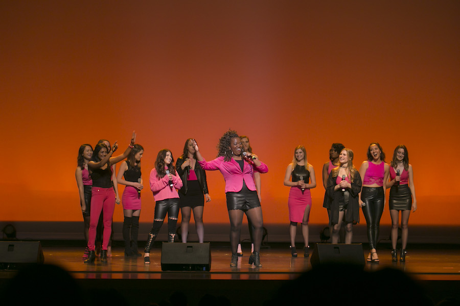 13th Annual HellaCappella Showcase