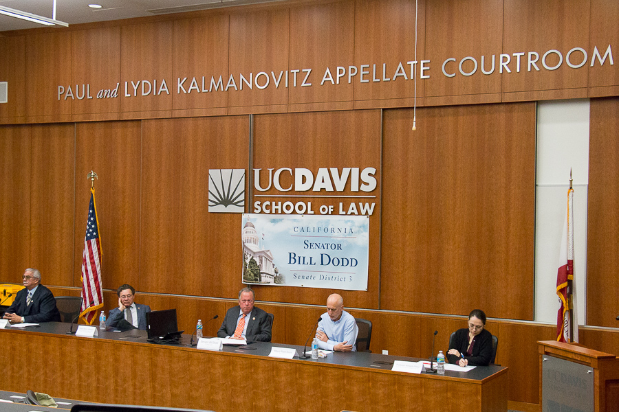 Forum on immigrant rights held at UC Davis School of Law