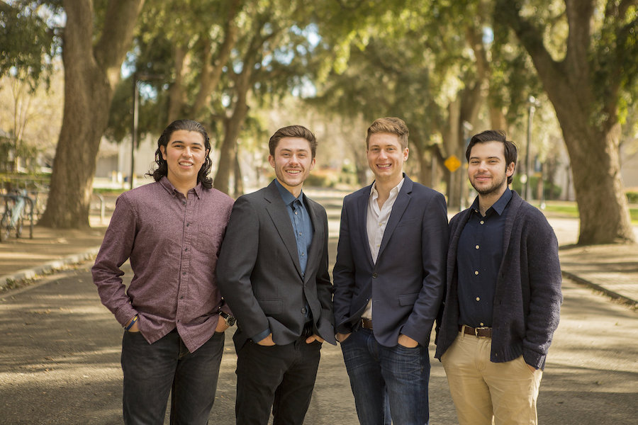 UC Davis students launch new social media app