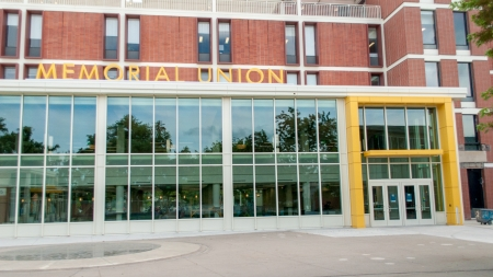 Renovated Memorial Union to open May 1
