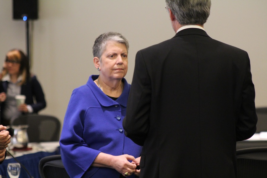Board of Regents holds March meeting
