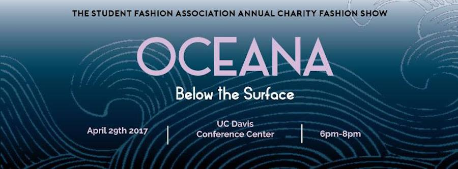 SFA Oceana: Below the Surface Fashion Show