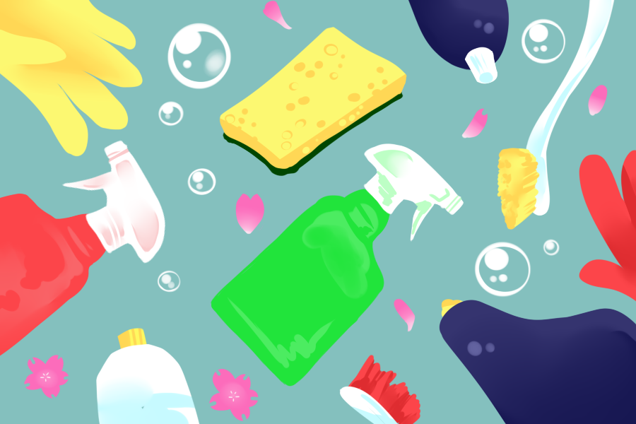 Spring cleaning: Avoiding health hazards