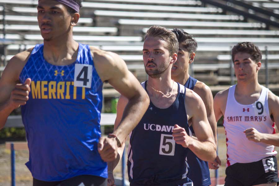 Spring Quarter's no vacation for track and field