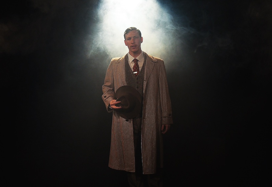 The 39 Steps: A stage version of Alfred Hitchcock's 1935 action-thriller