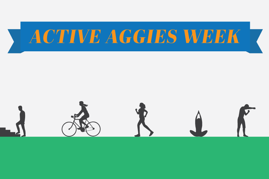 Active Aggies Week to begin next Monday