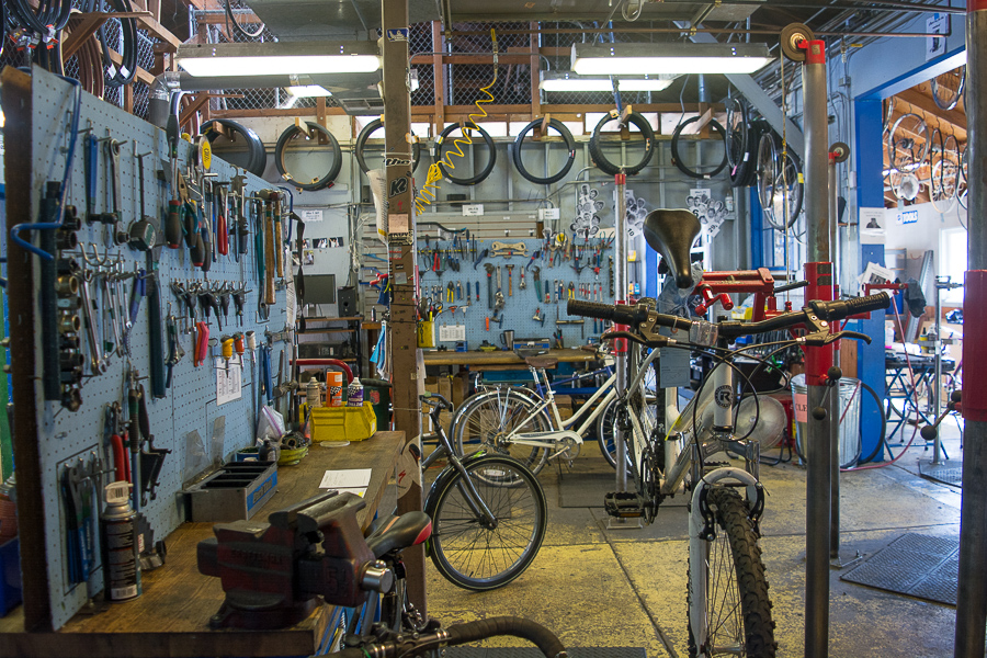 Best Bike Shop: Bike Barn