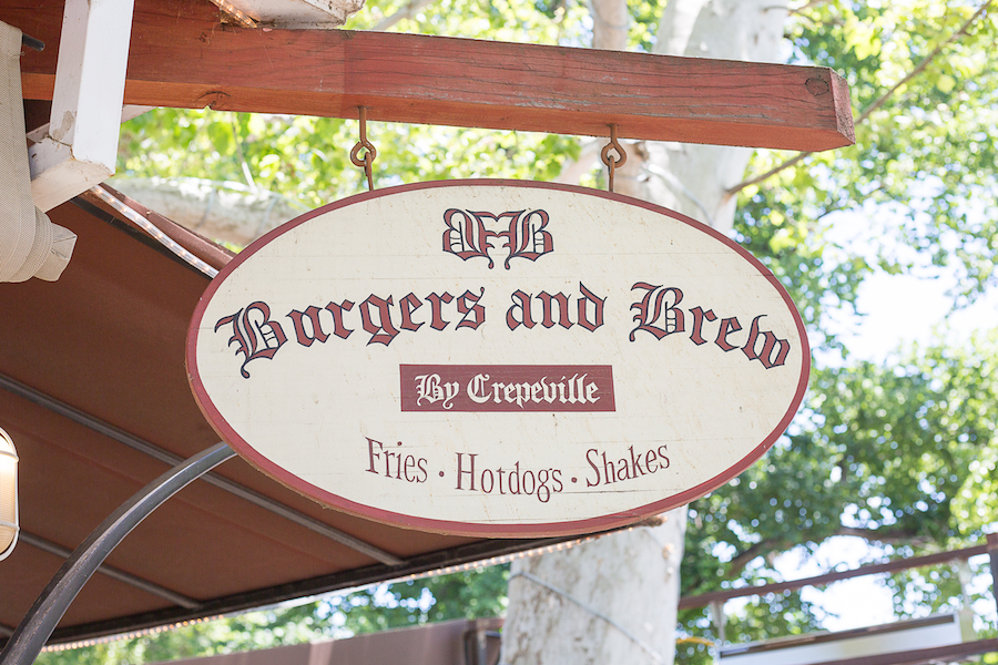 Best Burger: Burgers and Brew