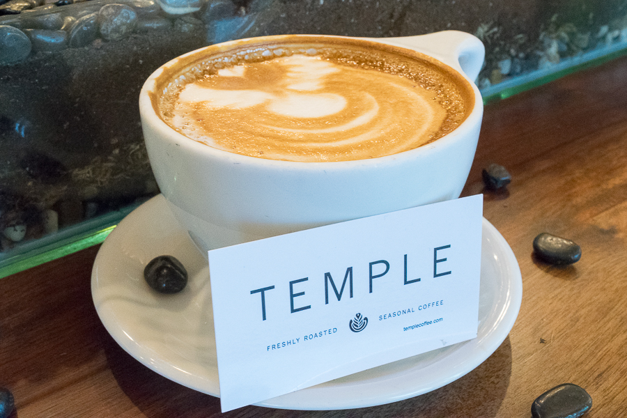 Best Coffee: Temple