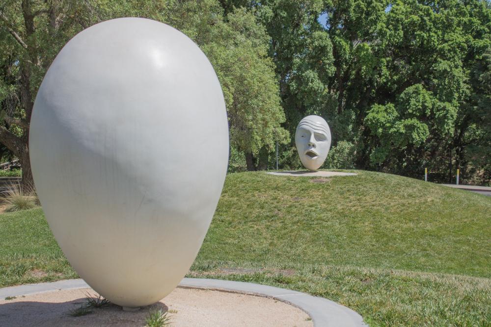 Best Public Art: Eggheads
