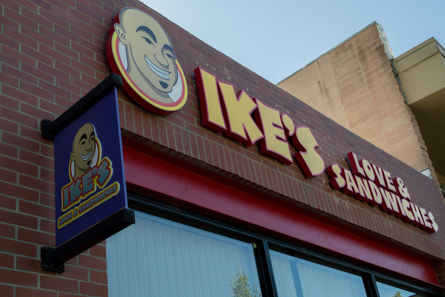 Best Sandwich: Ike's Love and Sandwiches