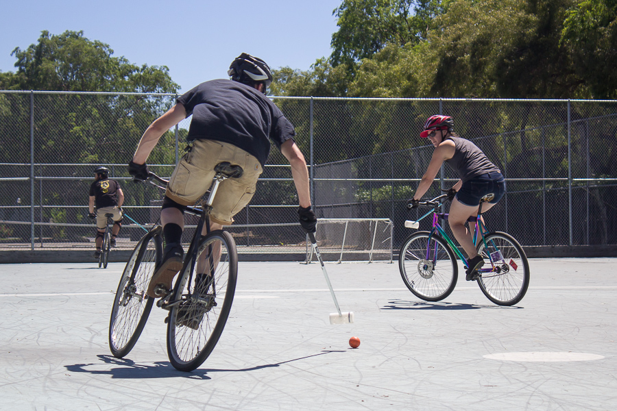 Bike Polo: An underrated and underappreciated sport