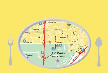 UC Davis practices sustainable sourcing